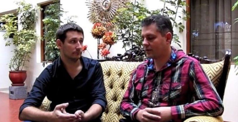 """Практика """"РэйКи"""": Видео интервью Константина Харченко"""